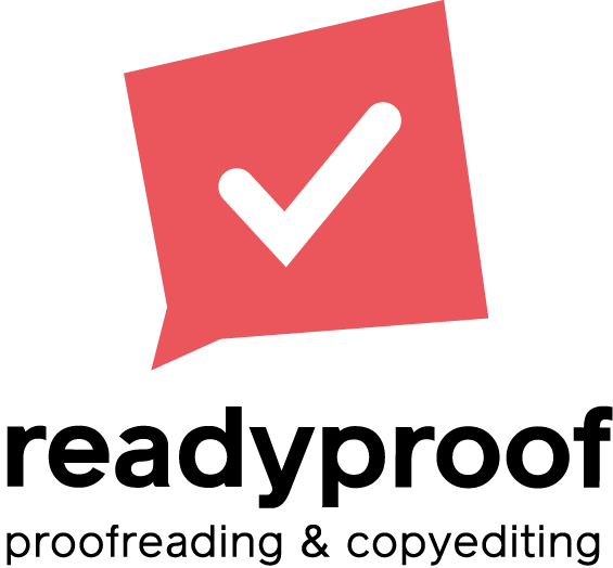 readyproof Logo